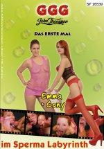 50373: Emma and Cony in Semen Labyrinth